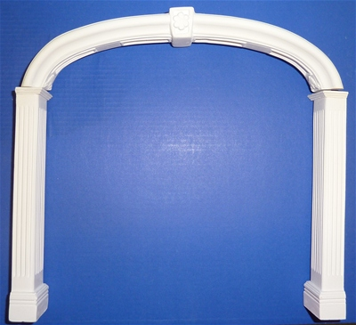 Arch & Pilaster Set 8