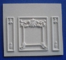 Half Ornate Wall Panel 3.5