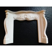 Louis Fire Surround without the back panel