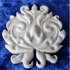 white resin moulding no. 24