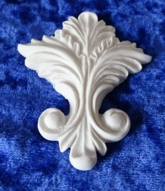 white resin moulding no. 31